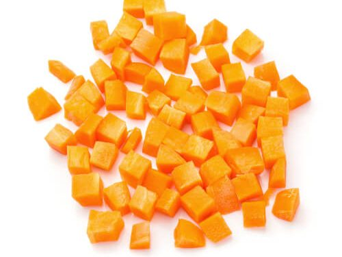 carrots-diced
